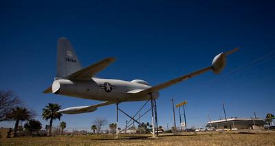 del rio texas lockheed t-1a seastar laughan air force base_3604