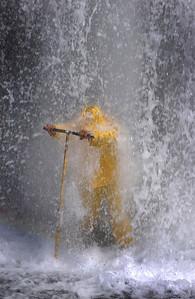 water worker