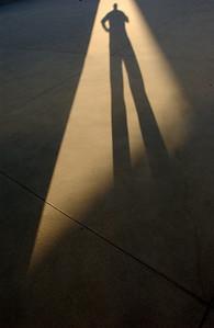 city hall shadow