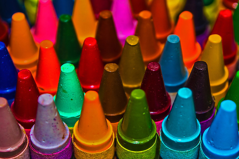 """07-18-2012 """"Diversity""""<br /> <br /> Found an old box full of crayons the other day... my sister's, probably.  There were many colors and styles there, I was actually a bit surprised by the huge choice of colors and variations.<br /> <br /> Although we are just one race, we are just as diverse as these old crayons.  Not only in the color of our skin, but our creed, political beliefs, sexual preferences, ways to see life... all of these and many others add more and more complexity to our """"crayon box"""".<br /> <br /> The nice thing we have in common with the crayons is that we can all work together to create beautiful things.  Let us not waste that privilege."""