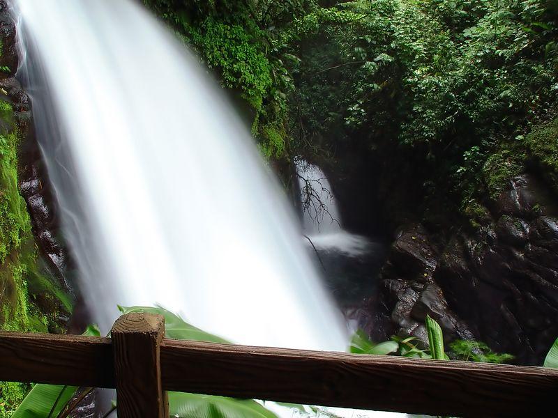 Enchanted and Hidden Waterfalls