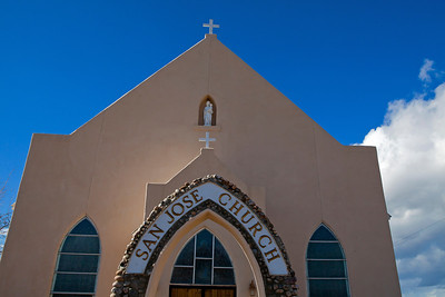 San Jose Church Los Ojos NM_9216