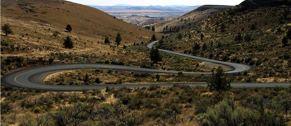 road to antelope