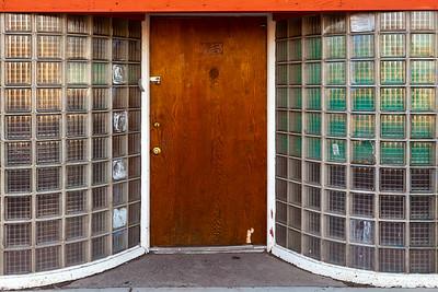 Glass Brick Wall Tulelake CA_0611