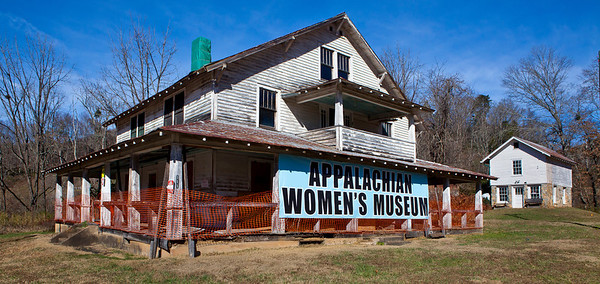Future Home of the Appalachian Women's Museum Dillsboro NC_7790