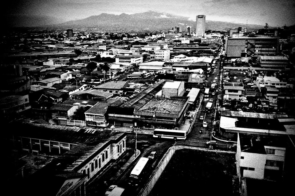 "08-20-2012 ""Bleak""<br /> <br /> Every city has multiple faces... San José is certainly no exception and while some areas are very nice to see, there are some that are not so pretty.  The lack of high rises makes this difficult to appreciate, but from this vantage point, the look of these old blocks is clear.  Not pretty at all, but still full of life!"