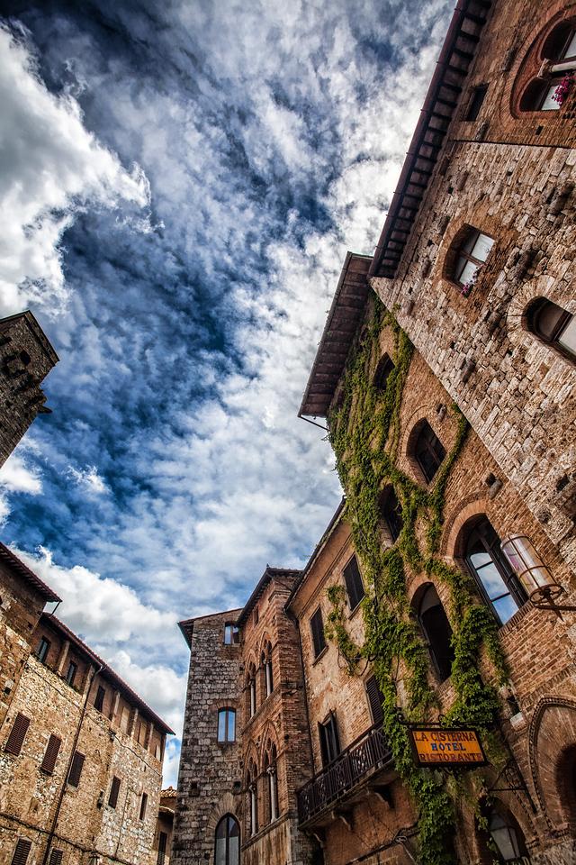 San Gimignano #SanGimignano #Toscana2013