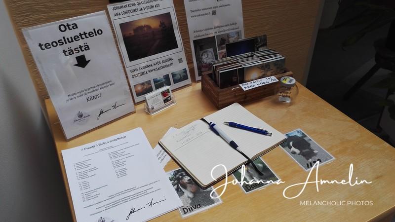 7 Pientä Valokuvanäyttelyä Riihikoskella heinäkuun ajan, avajaiset 6.7.2016