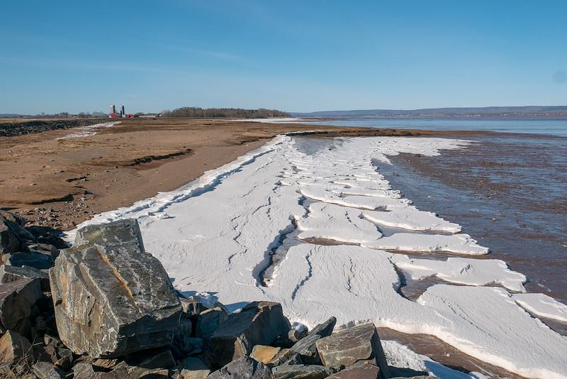 Frozen tidal pools-1130427