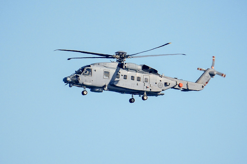 Cyclone helicopter-