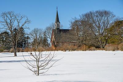 Grand Pre church-1324