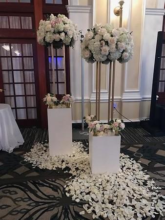 Pena/Rosas Wedding
