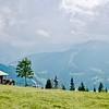 Summer storm, Wank, Garmisch-Partenkirchen