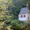 Mountain chapel, Königssee
