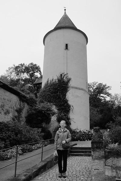 Rapunzel's Tower, Dinkelsbuhl