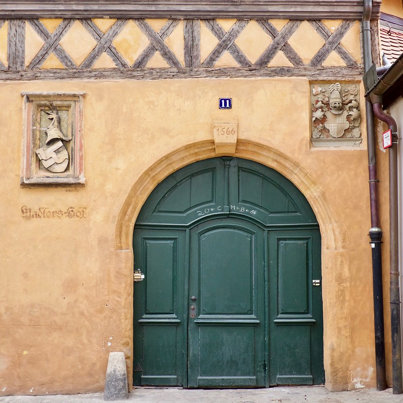 Doorway, Bamberg
