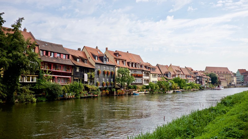 'Little Venice', Bamberg