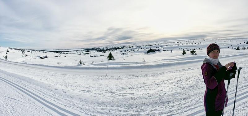 Hafjell plateau
