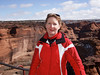Jane at the Canyon de Chelly