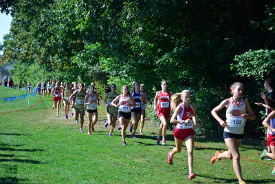 Nashua North-South XC Invitational