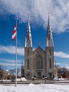 Notre Dame Roman Catholic Basilica _3870847
