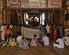 The sari auction