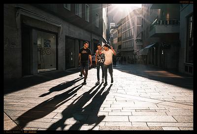 50% shadows