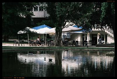 Bar on the lake