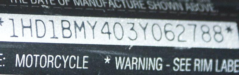 2003FLSTF2788k