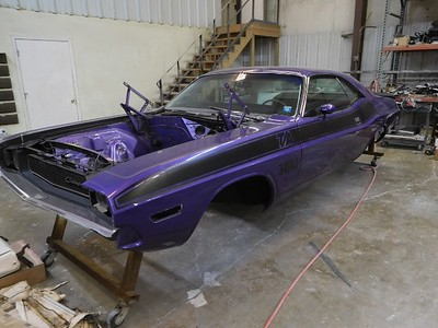 Fred's 70 challenger T/A