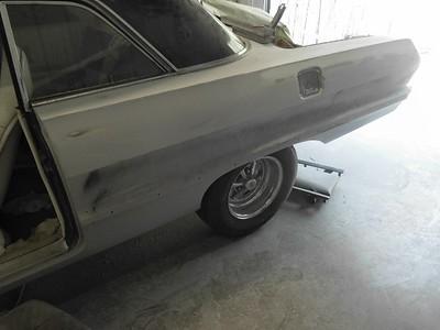 Gus Long 63 Impala