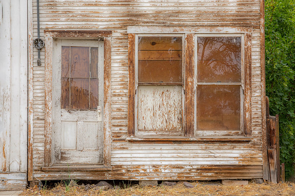 humble abode ...
