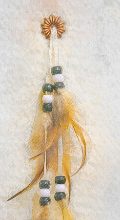native feathers 'n beads ...