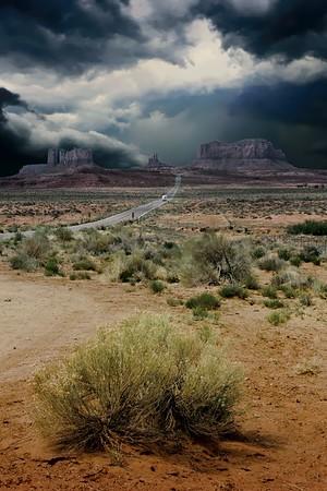 desert storm ...