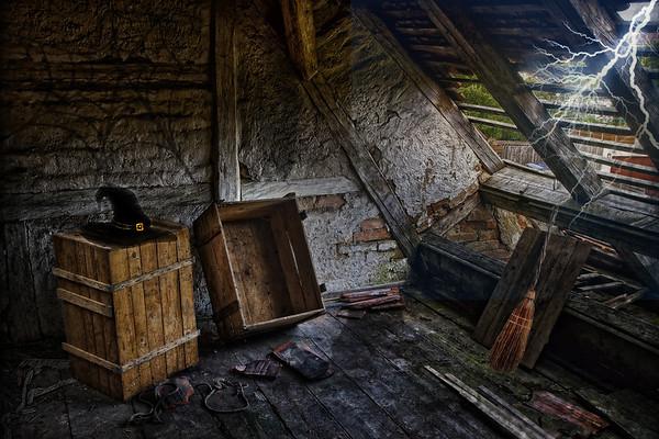 attic oddities ...