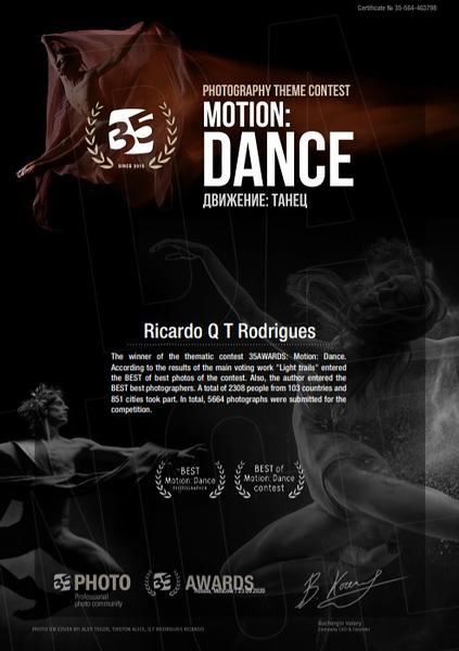 35 Awards  Motion:Dance contest 2020