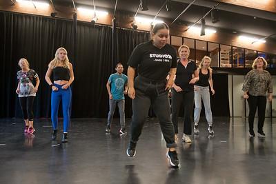 Afrodance, Studio26