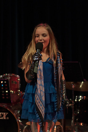 Muziekpresentatie april 2012
