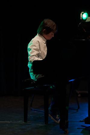 Muziekpresentaties 2013