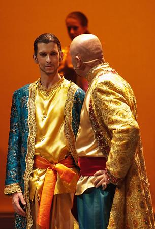 Musical de Koning en ik