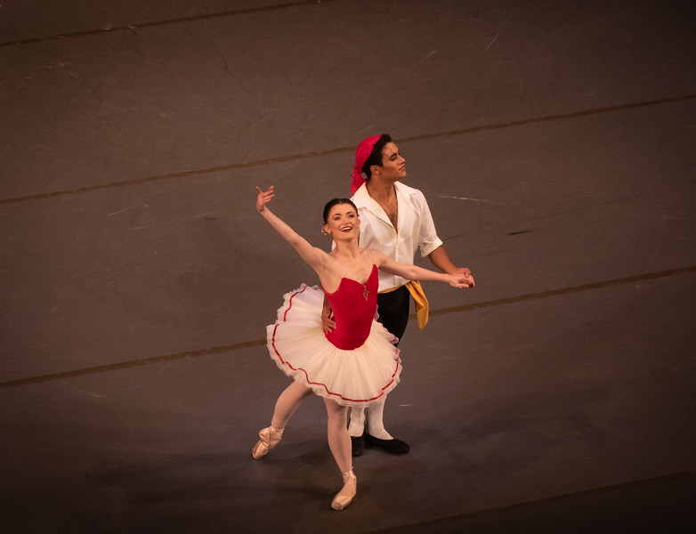 Anna Rose O'Sullivan and Marcelino Sambé, Tarentella, October 31, 2018
