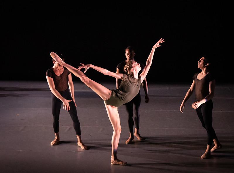 Macy Murray with Pedro Alves, Elye Bailey and Anthony Hoyos, Cheshire, Choreography by Lia Cirio