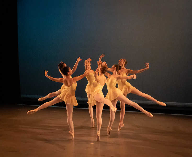 In Excelsis, Choreography by Silas Farley