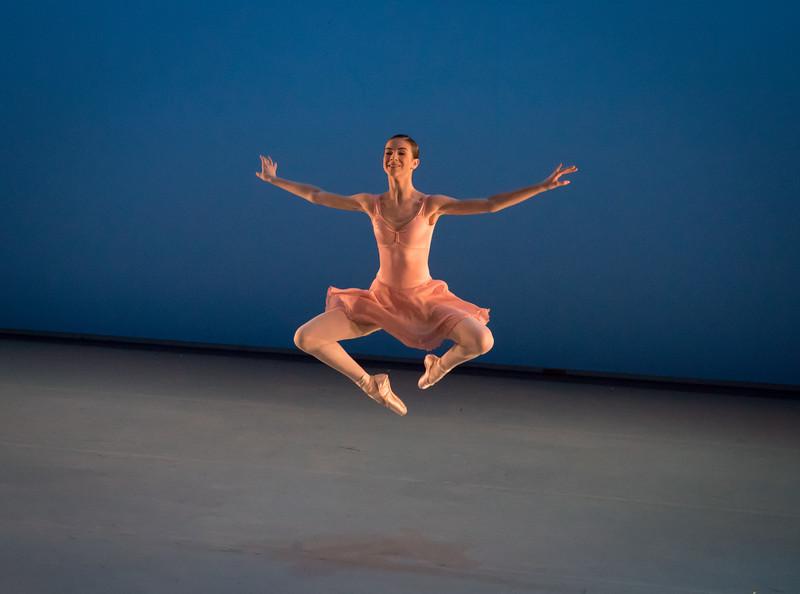 Sophie Hod, Ballet Academy East WInter Performance, February 22, 2017