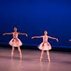 Nova Castillo, Kiran Yeh, Viktoria Papakalodouka, Charlotte Hall, Salon de Ballet, Choreography by Charles Askegard