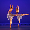 "Julia Applebaum and Lindsey Casale, ""Concerto in D"" choreographed by Alan Hineline, Ballet Academy East"