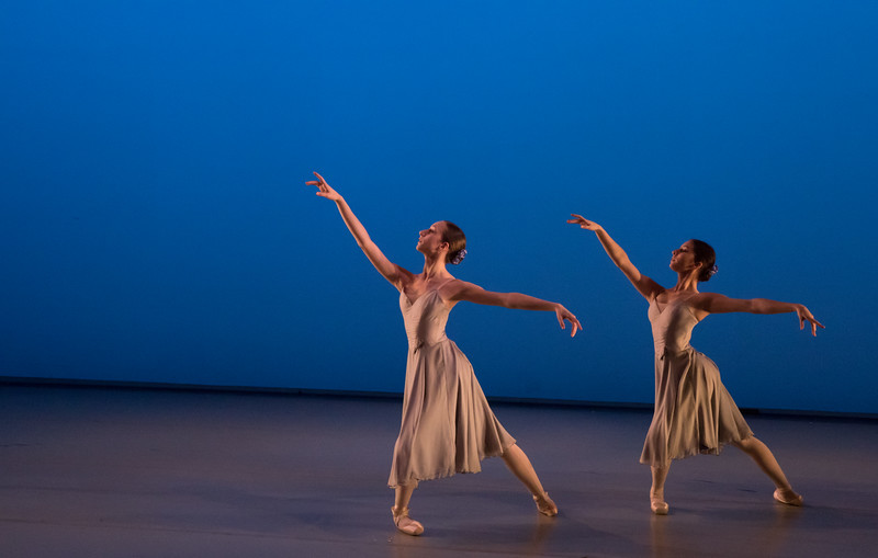 Gwen Vandenhoeck and Isabel Borges, Ballet Academy East WInter Performance, February 22, 2017