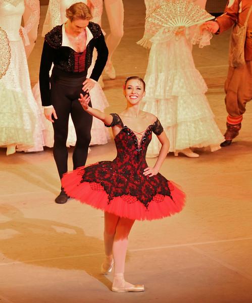 Kristina Kretova and Mikhail Lobukhin, Don Quixote, July 23, 2014