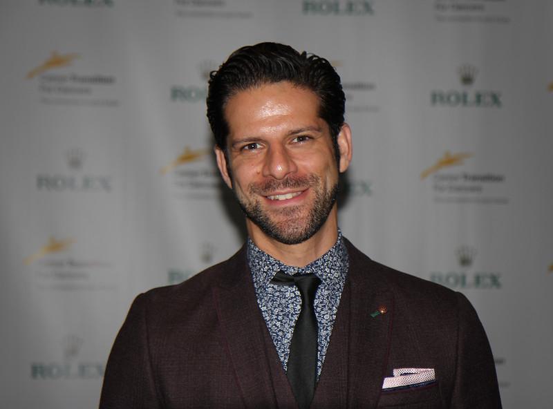 Marcelo Gomes, Career Transition for Dancers Gala, September 28, 2015