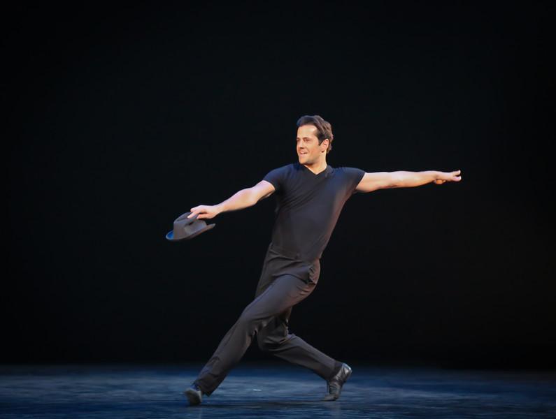 Robert Fairchild, Career Transition for Dancers, September 28, 2015